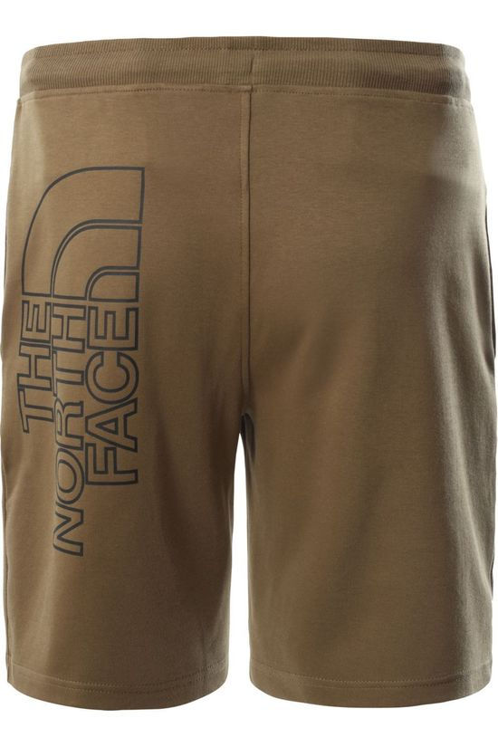 The North Face Short Graphic Light Kaki Foncé
