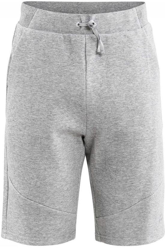 Craft Shorts District Sweat light grey