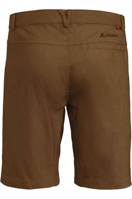 Vaude Shorts Redmont mid brown