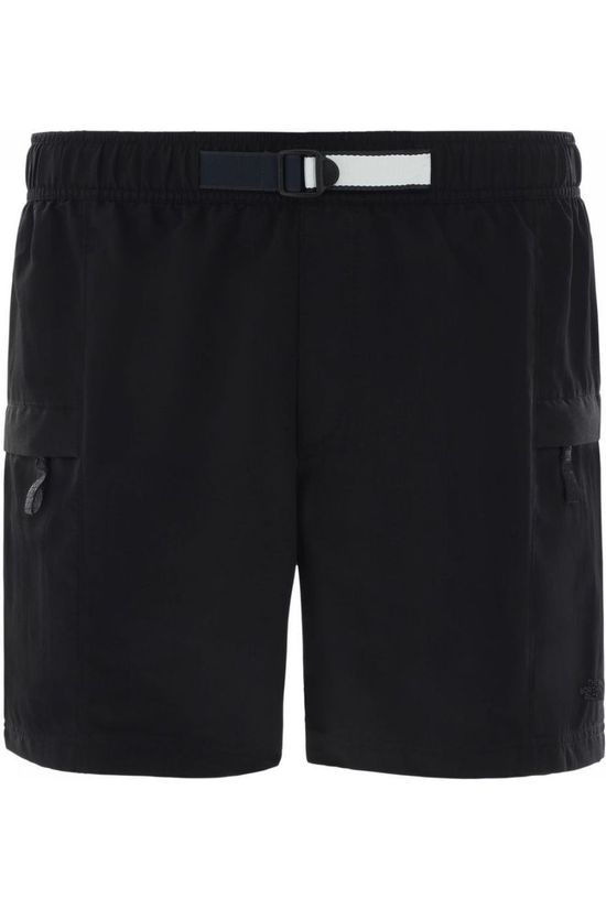The North Face Short Class V Belted Zwart