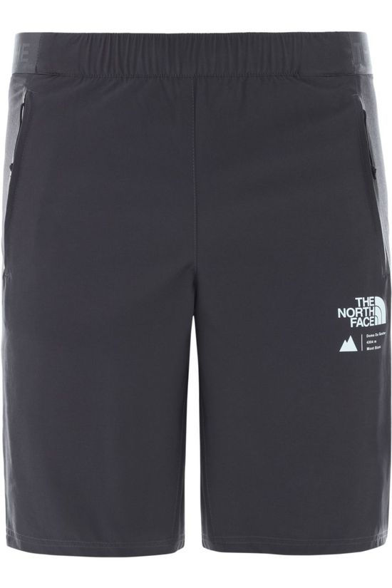 The North Face Shorts Glacier dark grey