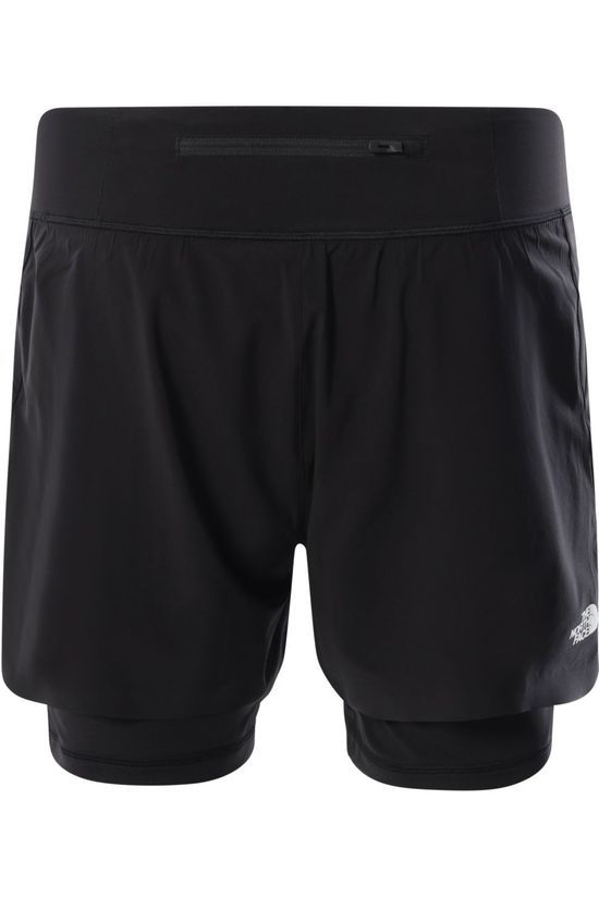 The North Face Shorts Circadian Comp Lined black