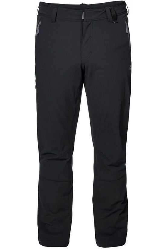 Jack Wolfskin Trousers Activate XT black
