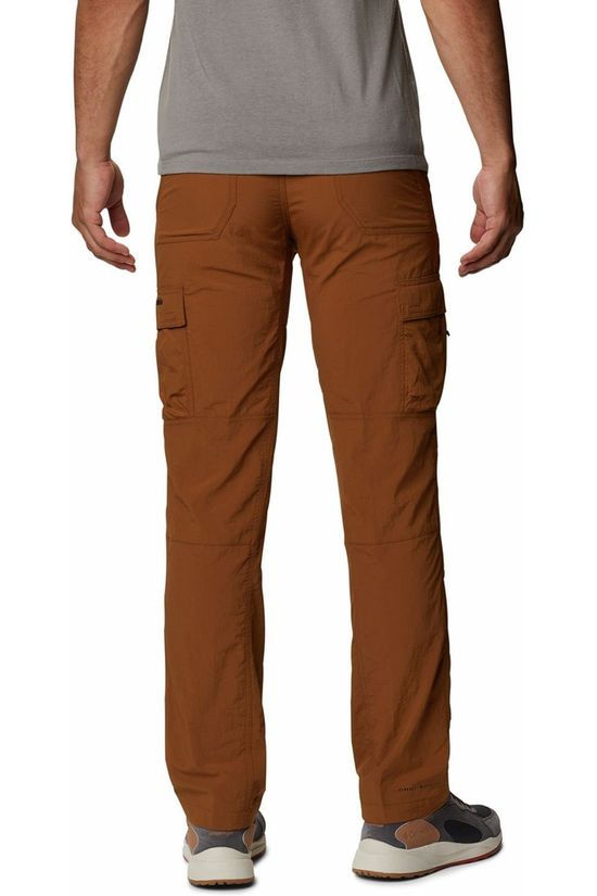 "Columbia Trousers Silver Ridge II Cargo 34"" dark brown"