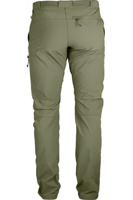Fjällräven Pantalon High Coast Hike Regular Kaki Moyen
