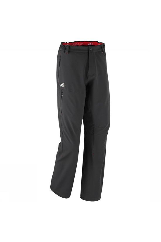 Millet Pantalon All Outdoor Regular Noir