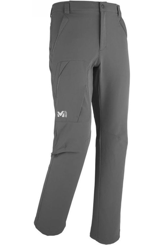 Millet Broek All Outdoor Regular Donkergrijs
