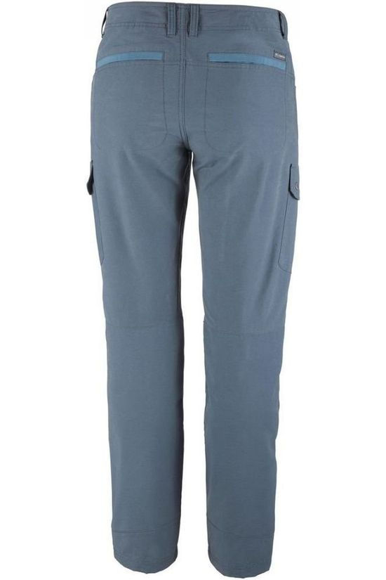 Columbia Trousers Twisted Divide mid blue/blue