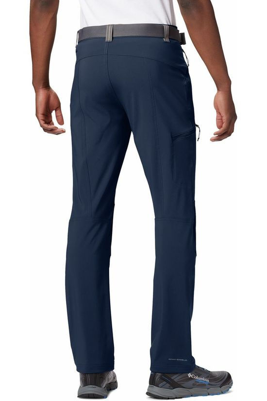 "Columbia Trousers Maxtrail II 34"" Navy Blue"