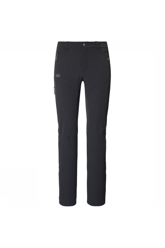 Millet Pantalon All Outdoor III Noir