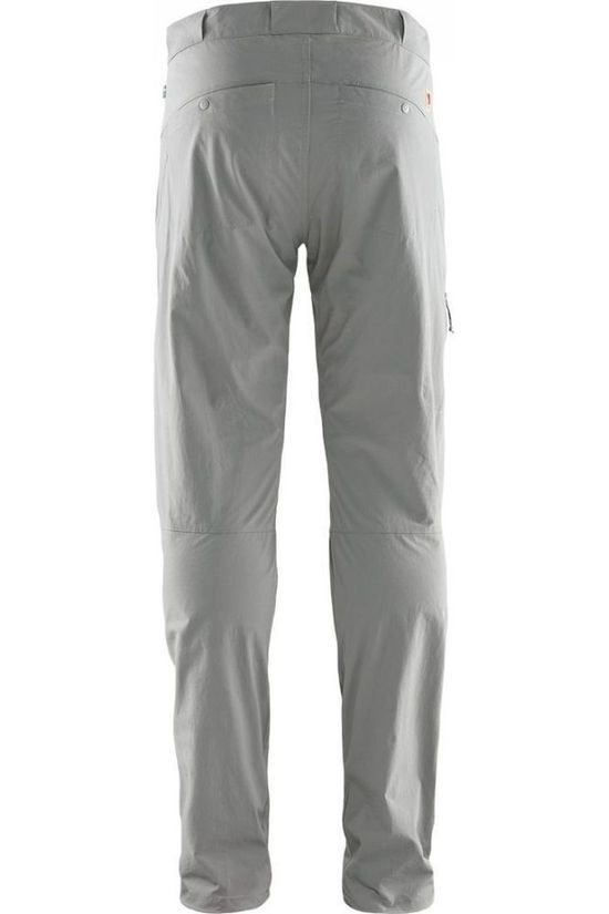 Fjällräven Trousers High Coast Lite mid grey