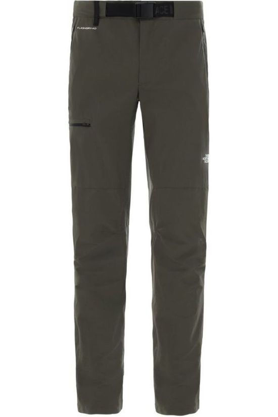 The North Face Broek Lightning - Regular Donkerkaki
