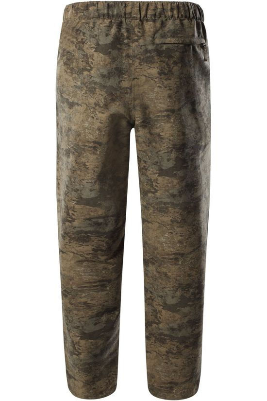 The North Face Pantalon Class V Olive Verte/Ass. Camouflage