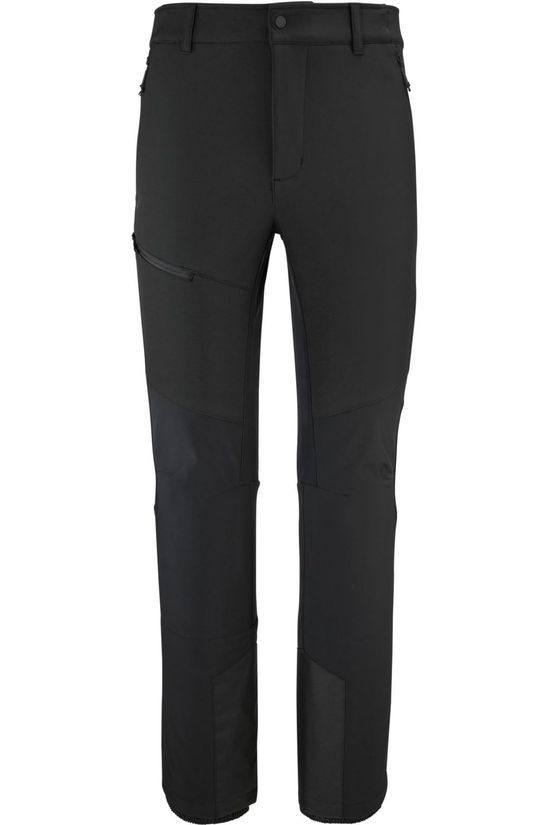 Millet Trousers Track II Softshell black