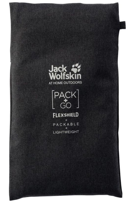 Jack Wolfskin Trousers JWP Pack And Go! Winter Pants M black