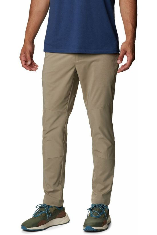 Columbia Pantalon Tech Trail Hiker Brun moyen
