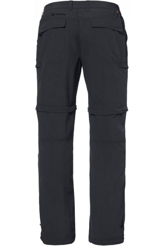 Vaude Trousers Farley IV Wide black
