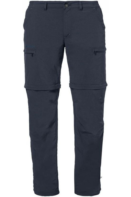 Vaude Trousers Farley IV dark blue