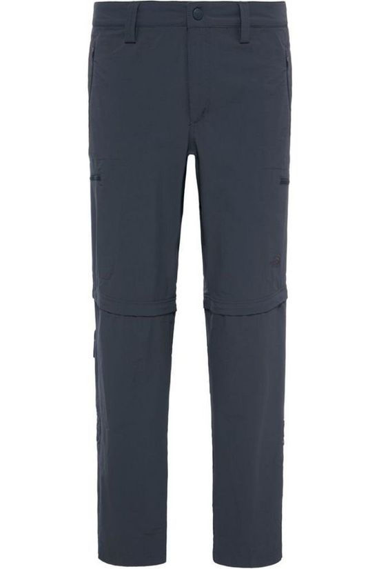 The North Face Pantalon Exploration Conv Gris Foncé