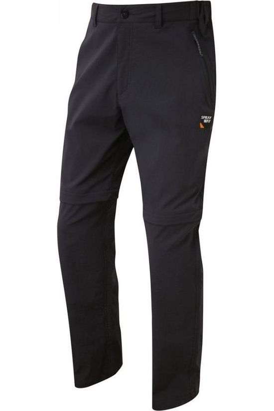 Sprayway Pantalon Compass Combi Noir