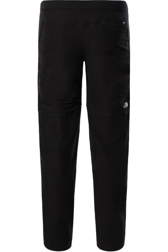 The North Face Trousers Lightning Convertible black