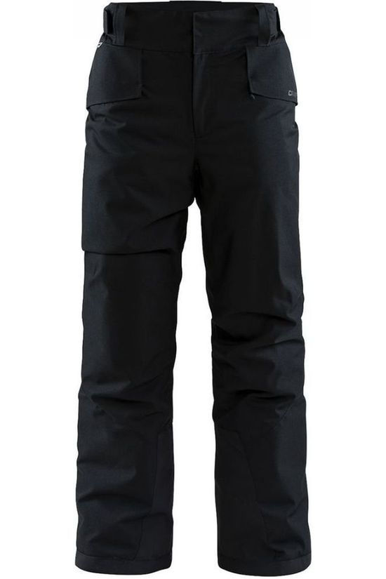 Craft Trousers Mountain black