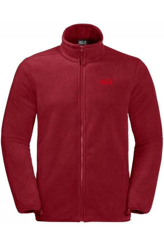 Jack Wolfskin Coat Gotland 3In1 red