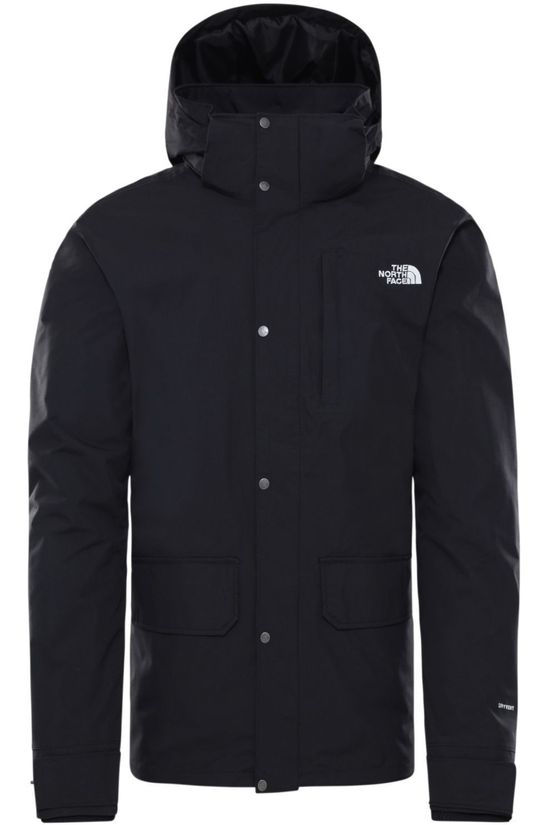 The North Face Manteau Pinecroft Triclimate Noir