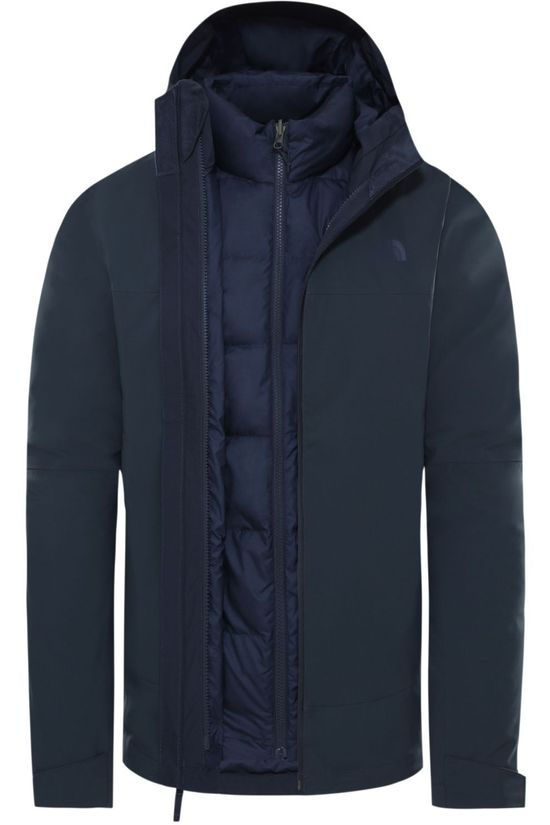The North Face Coat Mountain Light Futurelight Triclimate Navy Blue
