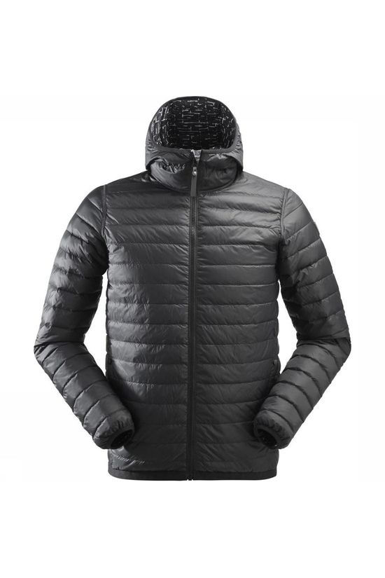 Eider Down Jacket Twin Peaks Hoodie Es black