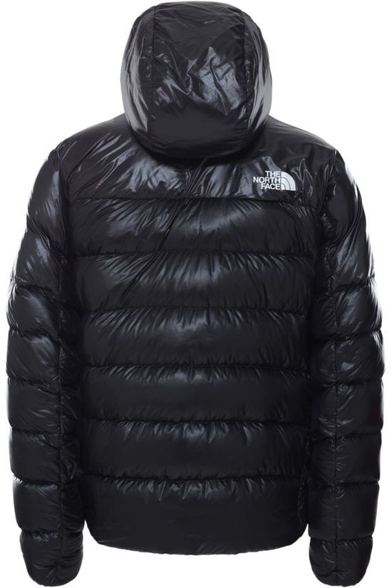 The North Face Donsjas Summit Down Belay Parka Zwart