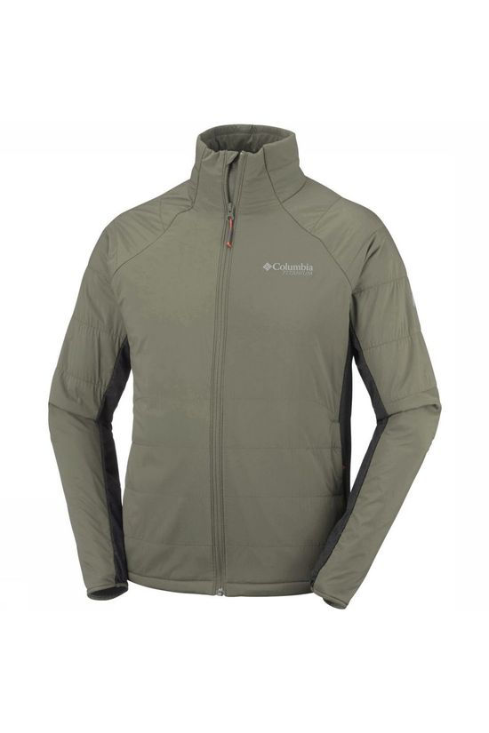 Columbia Coat Alpine Traverse dark khaki