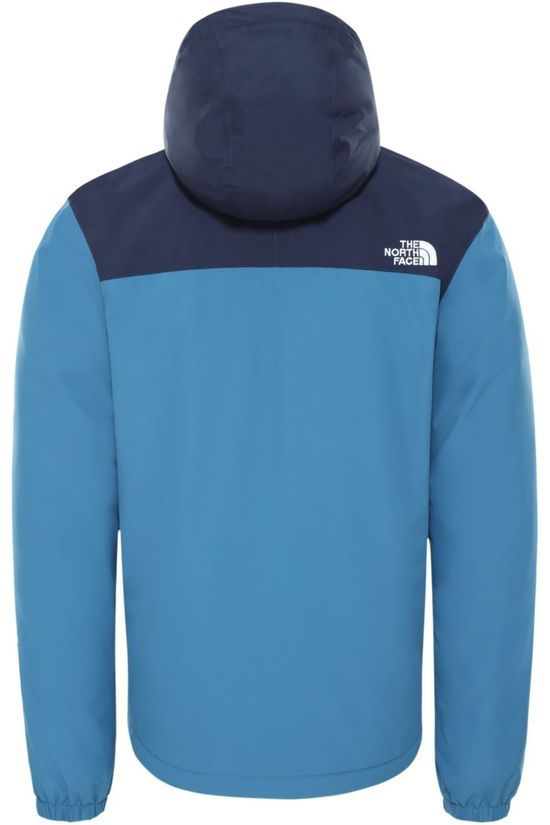 The North Face Manteau Resolve Insulated Bleu/Bleu Foncé