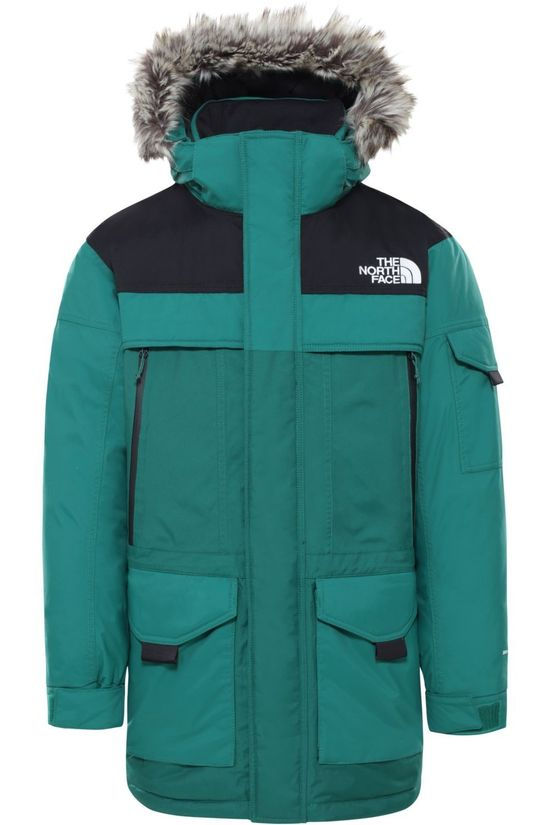 The North Face Coat Mcmurdo Parka 2 green/black
