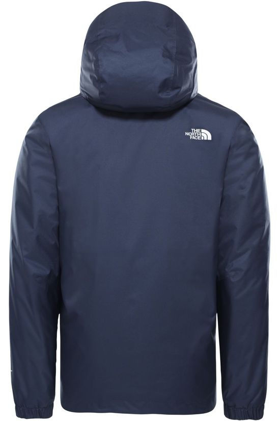 The North Face Coat M Quest Ins dark blue/white