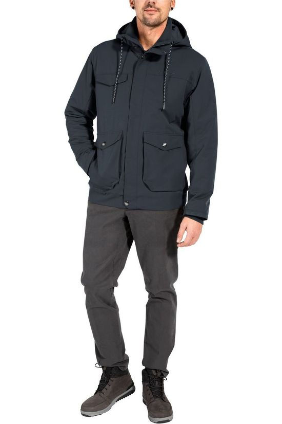 Vaude Coat Manukau dark grey