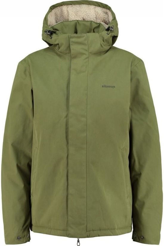 Ayacucho Coat Noorvik light khaki