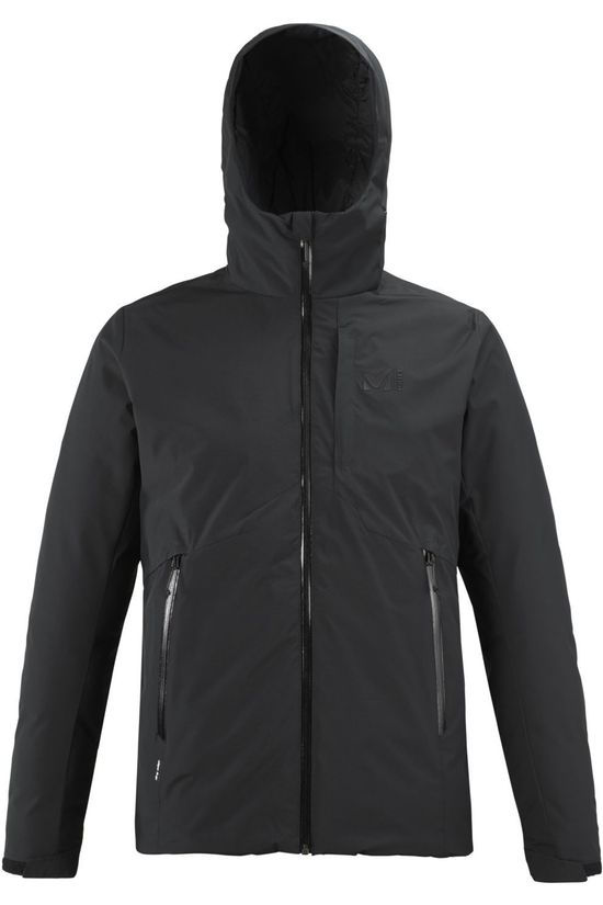 Millet Manteau Hekla Insulated Noir