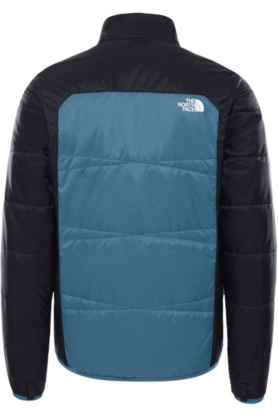 The North Face Manteau Quest Synt Bleu (Jeans)/Noir