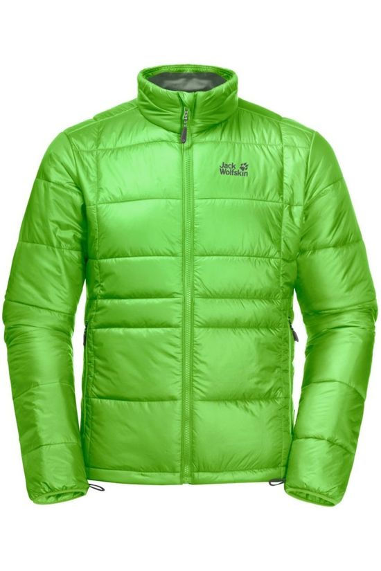 Jack Wolfskin Coat Argon green