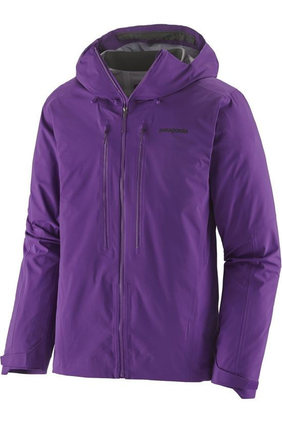 Patagonia Coat Stormstride purple
