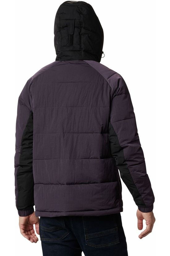 Columbia Coat Kings Crest Pullover dark purple/black