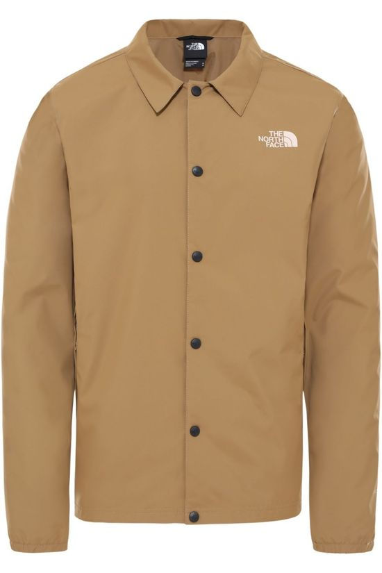 The North Face Manteau Walls Are Meant For Climbing Coaches Brun Sable