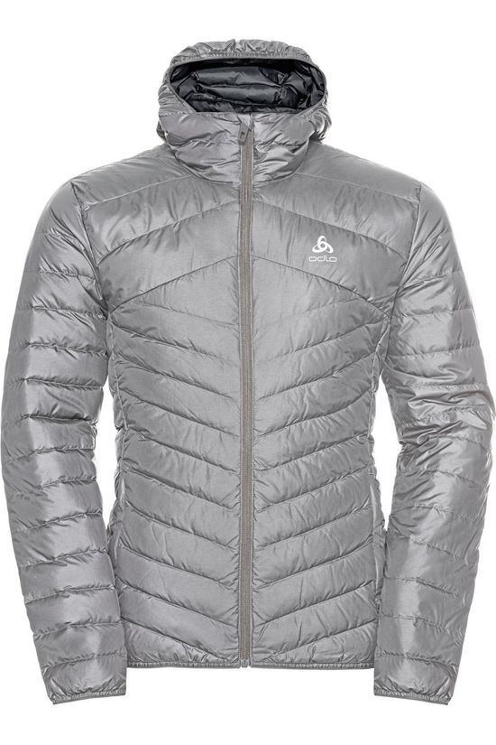 Odlo Coat Cocoon N-Thermic Mid Grey/Marle