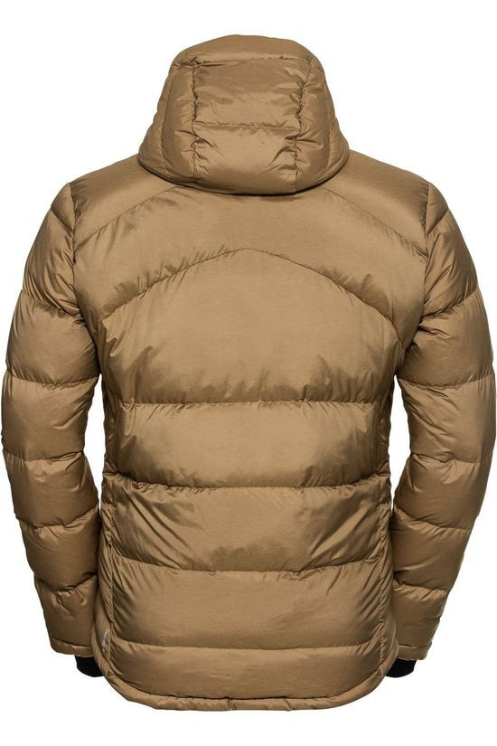 Odlo Coat Cocoon N-Thermic Gold/Marle