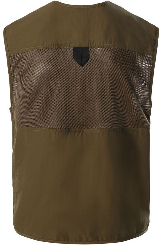 The North Face Bodywarmer Cadero Olive Green