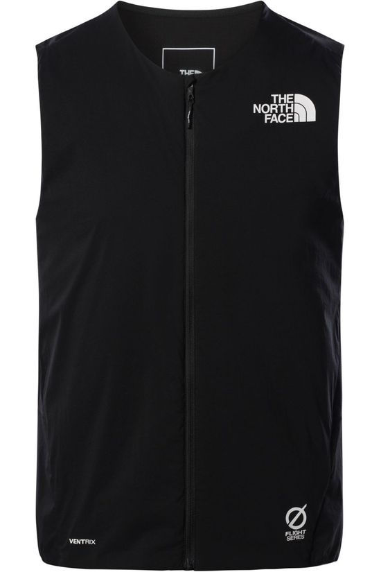 The North Face Bodywarmer Flight Ventrix black
