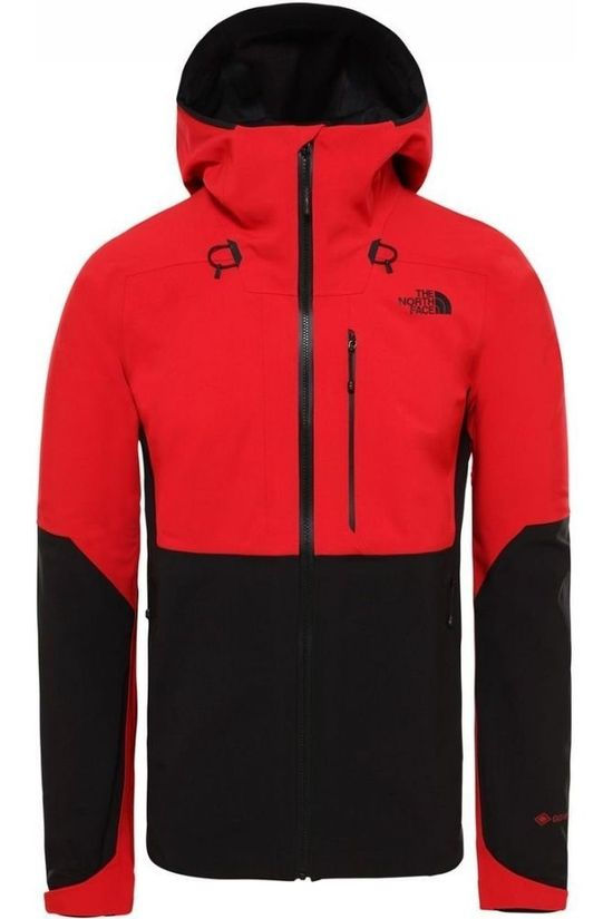 The North Face Manteau Apex Flex 2.0 Gore-Tex Rouge