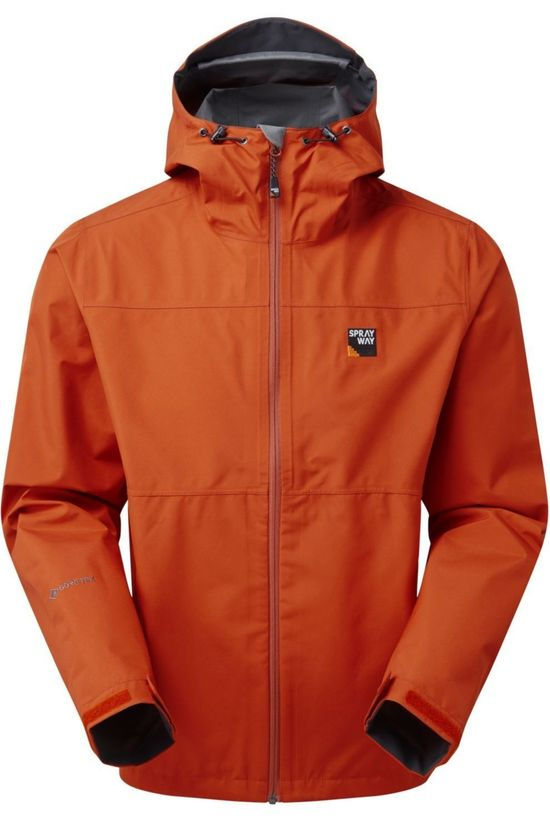 Sprayway Jas Rask Gore-Tex Oranje