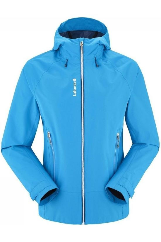 Lafuma Manteau Skim Zip-In Bleu Clair